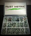 250pc Kawasaki KX Bolt Kit 60 65 80 85 100 125 250 400 420 500 engine frame body