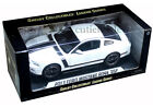 Shelby Collectibles 2013 Ford Mustang Boss 302 118 Diecast White SC452