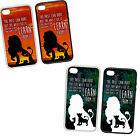 Lion King Learn | Rubber and Plastic Phone Cover Case | Disney Simba Mufasa Cool