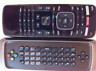 Original New VIZIO Smart TV Remote control---with Qwerty dual side keyboard a...