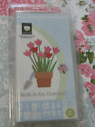 Cricut Walk in My Garden Cartridge Plants Flowers All Cricut Machines New