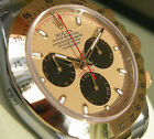 Rolex DAYTONA 116503 Mens Steel & Yellow Gold Champagne Paul Newman Dial 40MM
