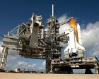SPACE SHUTTLE ENDEAVOUR STS 134 ON LAUNCH PAD 39A 8X10 NASA PHOTO ZZ 607