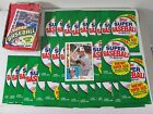 1984 Topps Super Size Baseball 30 Packs Complete Set in Near Mint Condition Box
