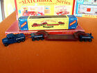 Vintage Matchbox MOKO Lesney Pickfords No.6 Major Pack