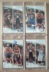 1998-99 SC TIM DUNCAN AUTO Co-Signers Lot (4) DUAL ON-CARD AUTOGRAPH SPURS RARE!