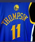 100% Authentic Klay Thompson Warriors Pro Cut Away Jersey Size 2XL Mesh - curry