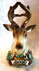 Fitz & Floyd Christmas Bell Reindeer Enchanted Holiday Collection 2002 Decor
