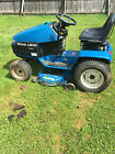 FORD NEWHOLLAND LS35 GARDEN TRACTOR