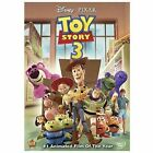Toy Story 3 DVD Disney Pixar w Slipcover Brand New FREE Same Day Shipping