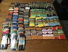 Huge Lot Of 85 Packages Rick Rack, Seam Binding, Hem Tape, More Asst Colors NIP