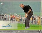 Arnold Palmer certified autograph signed auto 2005 SP Signature 8x10 photo card
