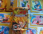 BOX DRAGON BALL Z 112 COLLECTIBLE TRADING CARDS SERIE GOLD 2 BY TOPPS