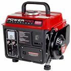 Portable Generator Gas Powered 1000W RV Camping Tailgating Backup Electric AC DC