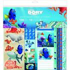 EK SUCCESS FINDING DORY 12x12 Scrapbook Page Kit Papers Stickers Die Cuts