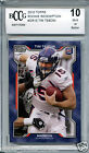 TIM TEBOW Eagles 2010 Topps Gridiron redemp rookie RARE 1000 made BGS BCCG 10 !!