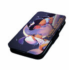 Aladdin and Jasmine | Printed Faux Leather Flip Phone Cover Case | Disney Love
