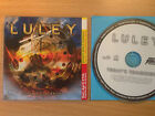 LULEY ~'Today's Tomorrow'~Rare UK PROMO ONLY CD 2012~Classic AOR Rock~NEW