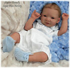 Stephen Beautiful New Baby Soft vinyl Reborn Doll Kit Phil Donnelly Babies