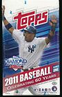 2011 Topps Series 1 Hobby Box Baseball