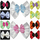 Satin Ribbon Double Bows set of 2 select color