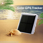Mini Solar GPS/GSM Tracker GPS Locator Waterproof for Animal Pet Outdoor New