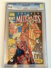 The New Mutants #98 CGC 9.6 White 1991 Marvel Liefeld First Deadpool Domino