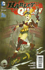 DC Harley Quinn #7 Comic Bombshells Variant Ant Lucia Cover 1st Print Vol 2 NM