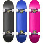 Blank Complete Skateboard Stained BLACK 775 Skateboards Ready to ride New