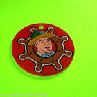 Bally GILLIGANS ISLAND Original NOS Pinball Machine Plastic KeyChain Mr. Howel