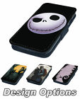 Nightmare Style | Printed Faux Leather Flip Phone Cover Case 1 Christmas NBC