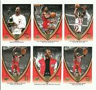 Michael Jordan 2008-09 UD Legacy Lot of 42 No Dupes See Scans Chicago Bulls