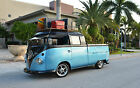 Volkswagen Bus Vanagon Double Cab SHOW CAR SEE VIDEO 1961 vw bus double cab also have single cab 1957 not 15 21 23 window 1965
