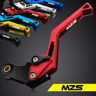 MZS CNC Brake Clutch Levers For Ducati 796 MONSTER 11 13 696 MONSTER 09 13