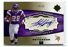 2007 ULTIMATE COLLECTION ADRIAN PETERSON GOLD AUTO RC ROOKIE 20 25 VIKINGS