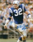 Autographed MIKE CURTIS Baltimore Colts 8X10  Photo - w/COA