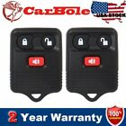 For 98 99 2000-2009 FORD F-150 F-250 F-350 Keyless Entry Remote Control Key Fob