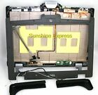 OEM Dell Latitude E6400 XFR LCD Back Cover 21051 01 w Hinges Latch Cables
