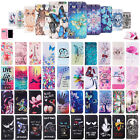 For Apple iPhone 8 Plus 7 Luxury Flip Cover Wallet Card Leather Phone Case Stand