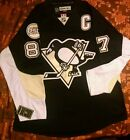 Pittsburgh Penguins authentic 2007 - 08 S. Crosby Pittsburgh 250 Jersey size 52