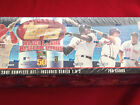 2001 TOPPS Complete Baseball 790 CARD FACTORY SEALED Hobby Box Set Series 1