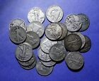 Lot of 26 Walking Liberty and Franklin Half Dollars 13 face value