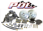 Performance Online 1967 1969 Chevy Camaro Disc Brake Conversion 2 Drop