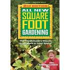 FREE 2 DAY SHIPPING All New Square Foot Gardening II The Revolutionary Way to