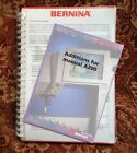NEW Genuine Instruction Manual for Bernina Artista 200 Embroidery Sewing Machine