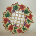 Fitz & Floyd Autumn Leaves Serving Plate/Dish~Excellent~No Reserve~Preowned