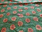 CRAFTING QUILTING SEWING FABRIC SUNFLOWER PRINT 1 YRD X 44