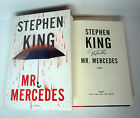 STEPHEN KING SIGNED AUTOGRAPH MR MERCEDES 1ST 1ST BOOK END OF WATCH TRILOGY