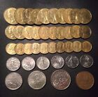 Old France Coin Lot Big Lot 40 High Quality Coins FREE SHIPPING