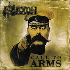 SAXON Call to Arms / LIVE at Donnington   -  Double  CD